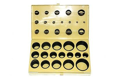 Assorted Box of 419 QTY O Ring Kit Metric 32 Popular Sizes Moulded Case AT73