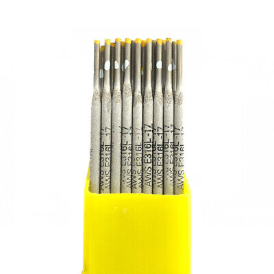 3.2mm Stick Electrodes - 400g Handy pack- E316L -Stainless Steel -Welding Rods