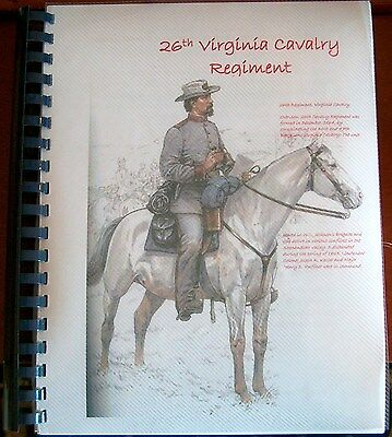 Civil War History of the 26th Virginia Cavalry Regiment