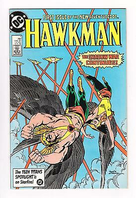Hawkman #1 (Nm) Volume 2- First Issue!- (Free Shipping)*