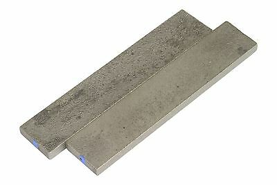 Alnico 2 Rough Bar Magnet 2.5 x .5 x .125 Guitar Humbucker Pickup - Mag - Qty 2