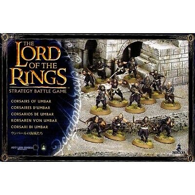 The Lord of the Rings - Corsairs of Umbar - 28mm