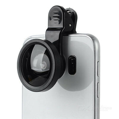 Objectif Grand Angle Fisheye pour Samsung Galaxy Note 2