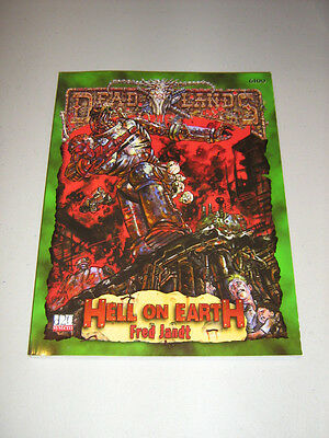 d20: Deadlands: Hell on Earth (New)