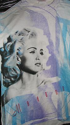 MADONNA 1991 Truth or Dare Boy Toy vintage licensed all-over t-shirt LG NEW