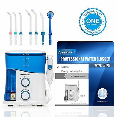 Hangsun Water Flosser HOC300 Dental Floss Dental Care Water Jet Oral Irrigator