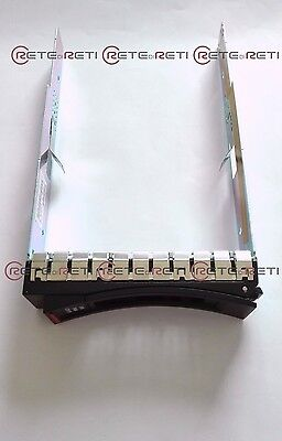 """€39+IVA IBM 69Y5284 Carrier Gen2 3,5"""" Hard Disk Tray Sled Drive - x3650 M4"""