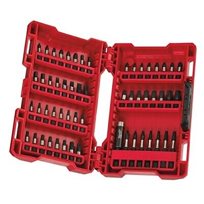 Milwaukee 56-teiliges Shockwave Set Schrauben