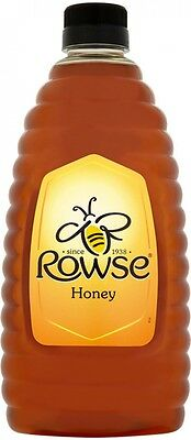 Rowse Honey Clear Squeezy Bottle 1.36kg