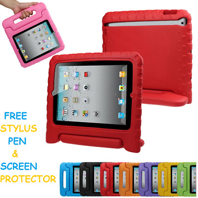 Tough Kids Childrens EVA Shockproof Foam Child Case Cover For iPad 2,3,4