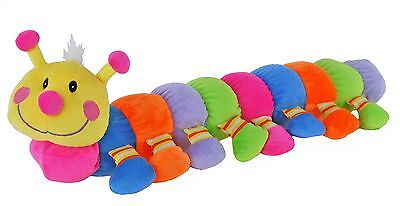 Adorable Bright Fun Caterpillar 54Cm New Stuffed Plush Toy