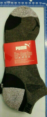 8  Ankle Low Cut Puma Mens Boys Sports Running Socks  Size 8-12