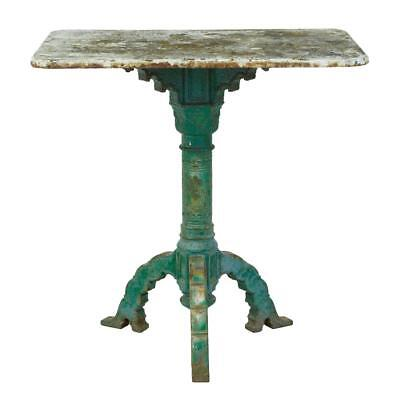 Excellent 19Th Century Victorian Iron Table