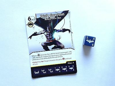 DC Dice Masters Justice League #081 Brainiac Collector of Worlds