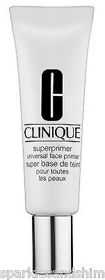Clinique SUPERPRIMER Universal Face Primer Foundation Base 30ml FULL SIZE/BOXED