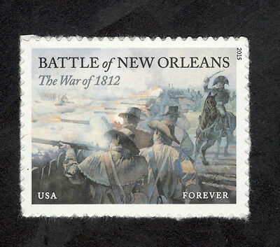 4952 Battle Of New Orleans US Single Mint/nh (Free Shipping)