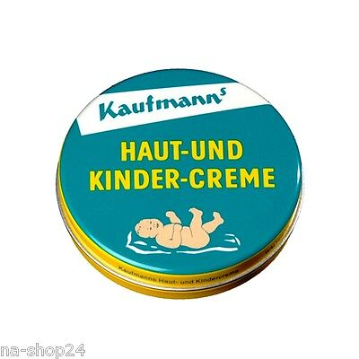 (50,53 €/ 100ml) 75ml Kaufmann 'Skin and Child Cream Babycreme Baby