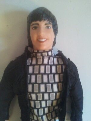 CAMP ROCK DOLL - Singing Shane - Original Outfit - Great Condition (2007)