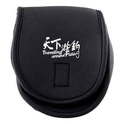 Spinning Reel Case Protective Cover Neoprene Outdoor Sports Fishing Pouch Bags