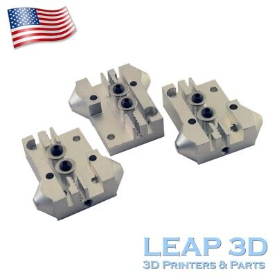 3D Printer Kossel Mini Delta Reprap Aluminum Slide Slider Pulley SET OF 3 PCS
