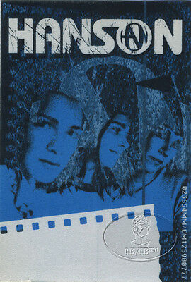 HANSON 2000 Tour Backstage Pass Isaac Taylor Zac