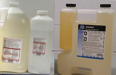 X-ray Developer & Fixer Concentrate Combo-Case-Pak, 10 Gallons Each
