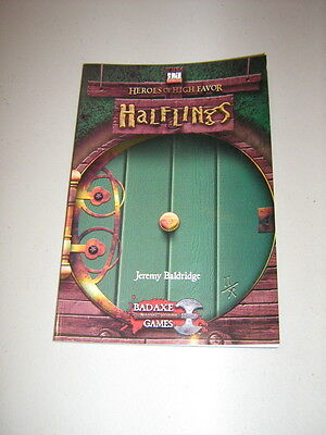 d20: Heroes of High Flavor: Halflings (New)