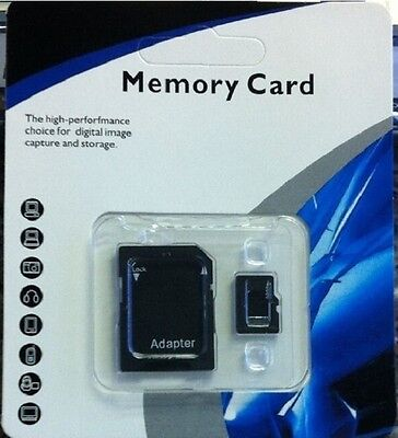 64GB Micro SD SDXC TF Flash Memory Card Class 10 For Android Smart Phone Tablet