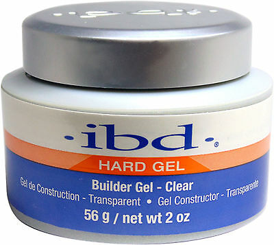 IBD Builder Gel Clear - 2oz/56g # 60402 (AUTHENTIC)
