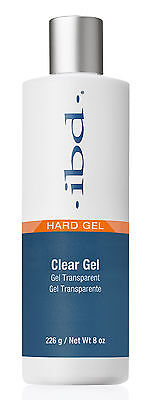 IBD UV Clear Gel - 8oz # 60308 (AUTHENTIC) *