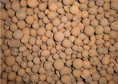 High Top Quality Hydroponic Expanded Clay Balls 2L Bag Pebbles Pellets