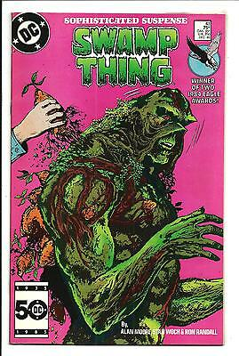 Swamp Thing # 43 (Dec 1985), Vf/nm