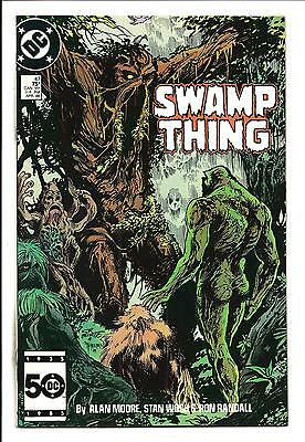 Swamp Thing # 47 (Apr 1986), Nm