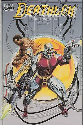 Deathlok (1990) #1 VF/NM Marvel Comics