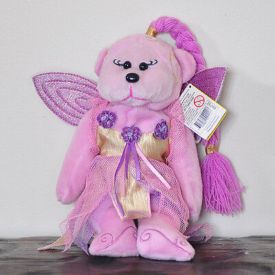 NEW Willow the Magical Fairy Bear - Beanie Kid Collectable