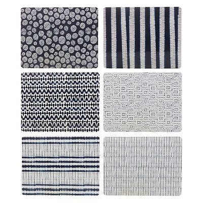 NEW Maxwell & Williams Shibori Placemat (Set of 6)