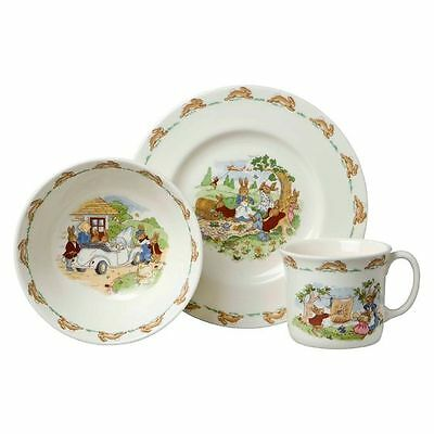 Child's 3-Piece Set (Cereal Bowl, Plate and Mug)