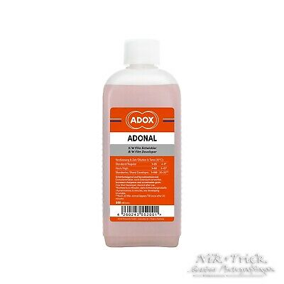 Adox Rodinal Larger 500ml Bottle - RO9 Agfa Freshest in the UK!