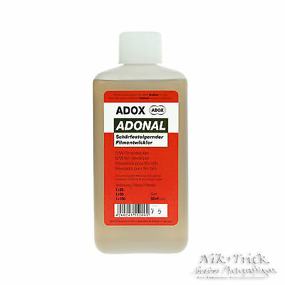 Adox Adonal - Larger 500ml Bottle - New Formula of RO9 Agfa Freshest in the UK!