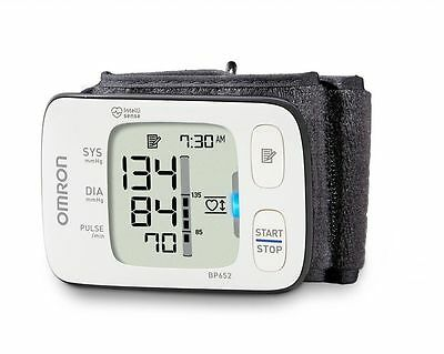 Omron BP652 7 Series Digital Wrist Blood Pressure Monitor