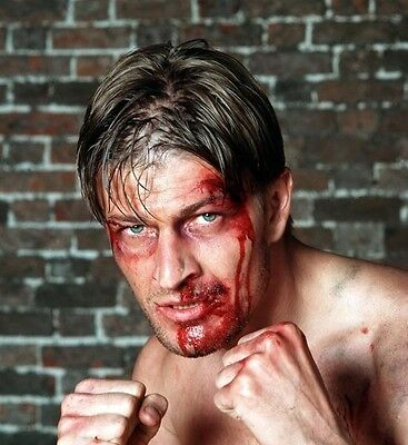 Sean Bean Unsigned Photo - 8975 - Boxing