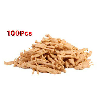 100pcs Unpainted Model Train People Figures Scale O (1 to 50) ED