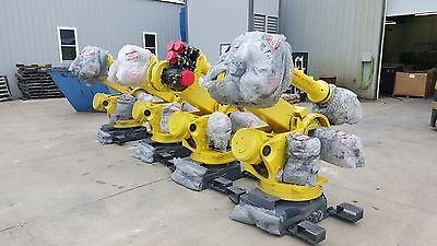 (1) Fanuc Robot S-430if w/ R-J3 Controller *No Reserve- (Have 2 total available)