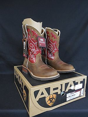 Ariat Women's Unbridled Western Boot, Powder Brown/ Mesa Brown!  New with Tags!