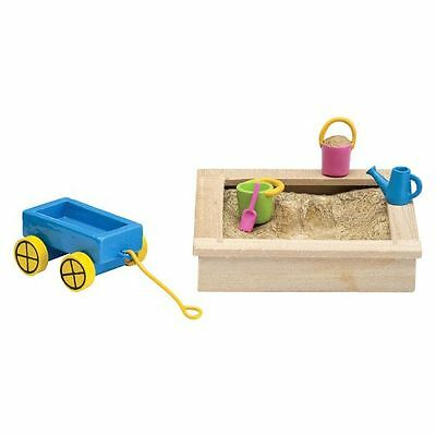 NEW Lundby Smaland Doll's House Sandbox Set