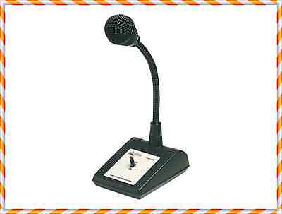 Australian Monitor AMX526 Desk Table Stand Paging Microphone XLR AMX-526