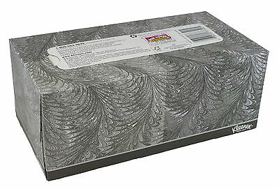 Kleenex Rectangular Box 160ct Flamestitch Slate