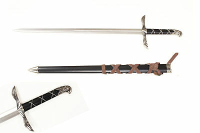 """23"""" Assassins Creed Altair Majestic Sword With Belt Leather Sheath Brand New"""
