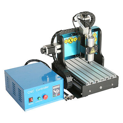 MT8 110V 800W 3 AXIS 3020 CNC Router Engraving Drilling Milling Machine USB Port
