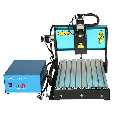 MT8 110V 600W 3 AXIS 3040 CNC Router Engraving Drilling Milling Machine USB Port